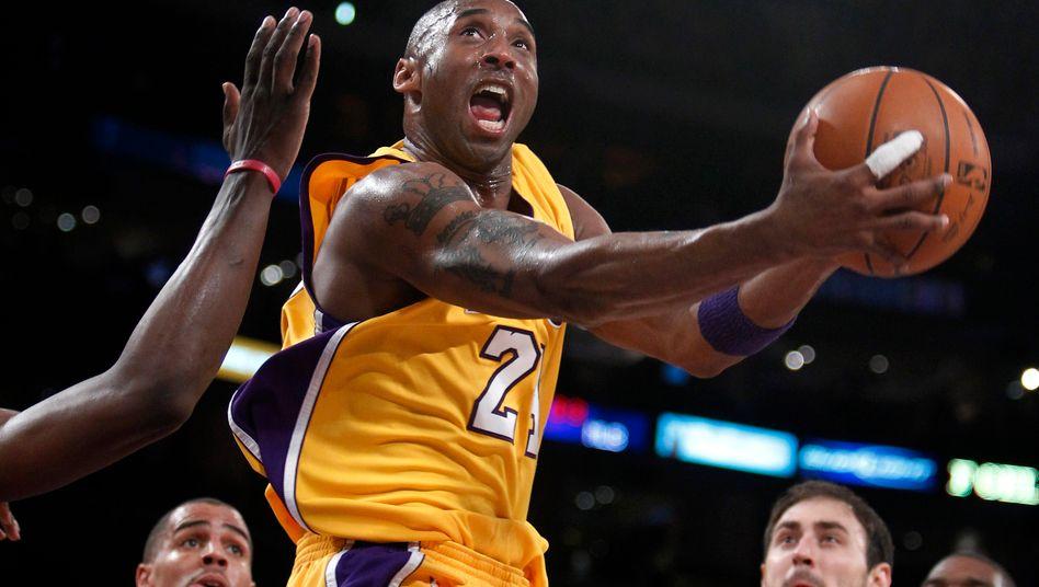Erfolgreich im Sport und im Geschäftsleben: Kobe Bryant (1978 bis 2020)