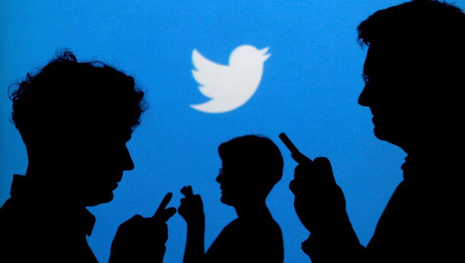 Twitters Erlöse klettern nach oben