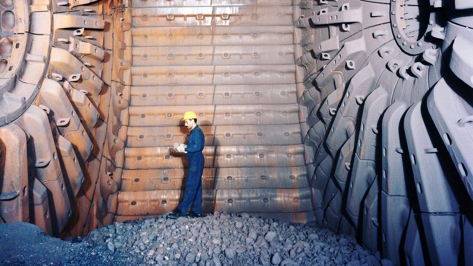 Zementmühlen von Thyssenkrupp: Größe ist wichtiger denn je