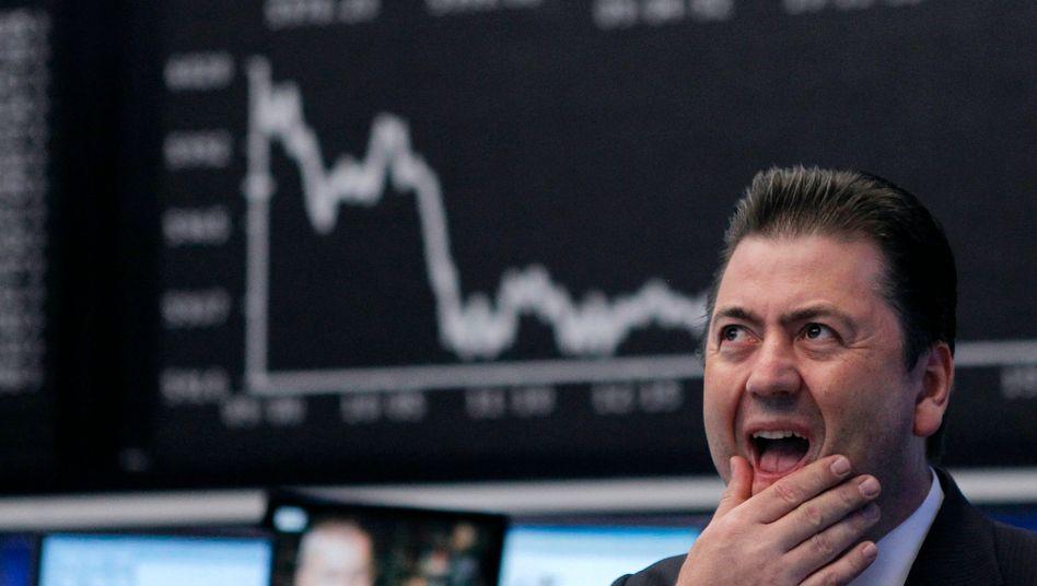 Skepsis: Wie geht es nun weiter an der Börse - hilft die Leitzinssenkung?