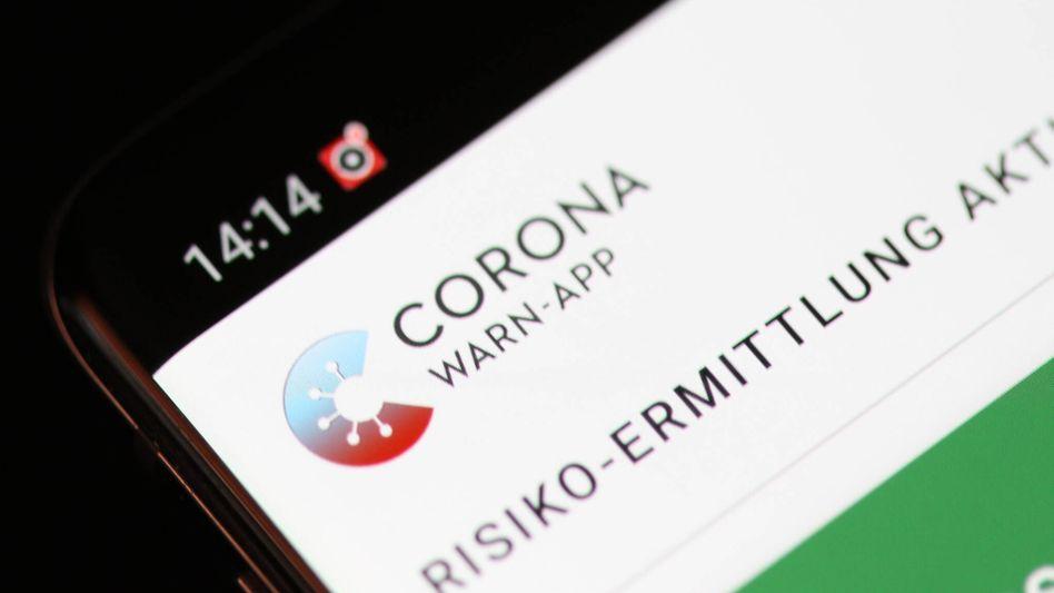 Rettungsversuch für offizielle Corona-Warn-App des Bundes: Der Bund legt nun kräftig bei Funktionen nach