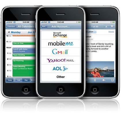 iPhone 3G: Zuviel für Apple