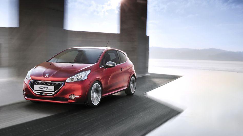Kleinwagen Peugeot 208: Tata würde vom PSA-Knowhow bei kleinen und mittelgroßen Autos profitieren