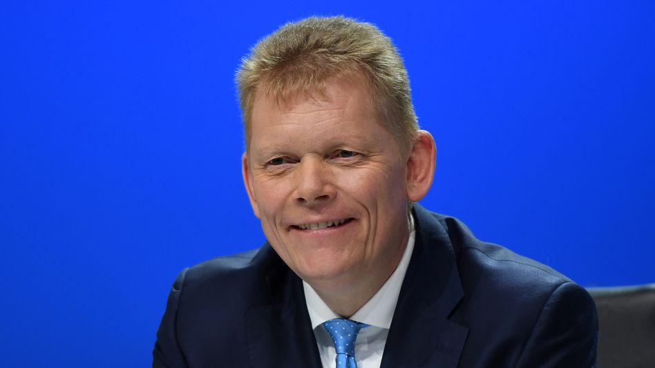 Plötzlich Vorstandschef: Guido Kerkhoff, kürzlich noch von den Anteilseignern kaum geschätzt.