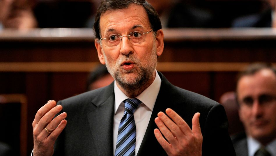 Mariano Rajoy: Der spanische Premier hat alle Bedingungen für ein mögliches neues Hilfsgesuch bei der EU erfüllt