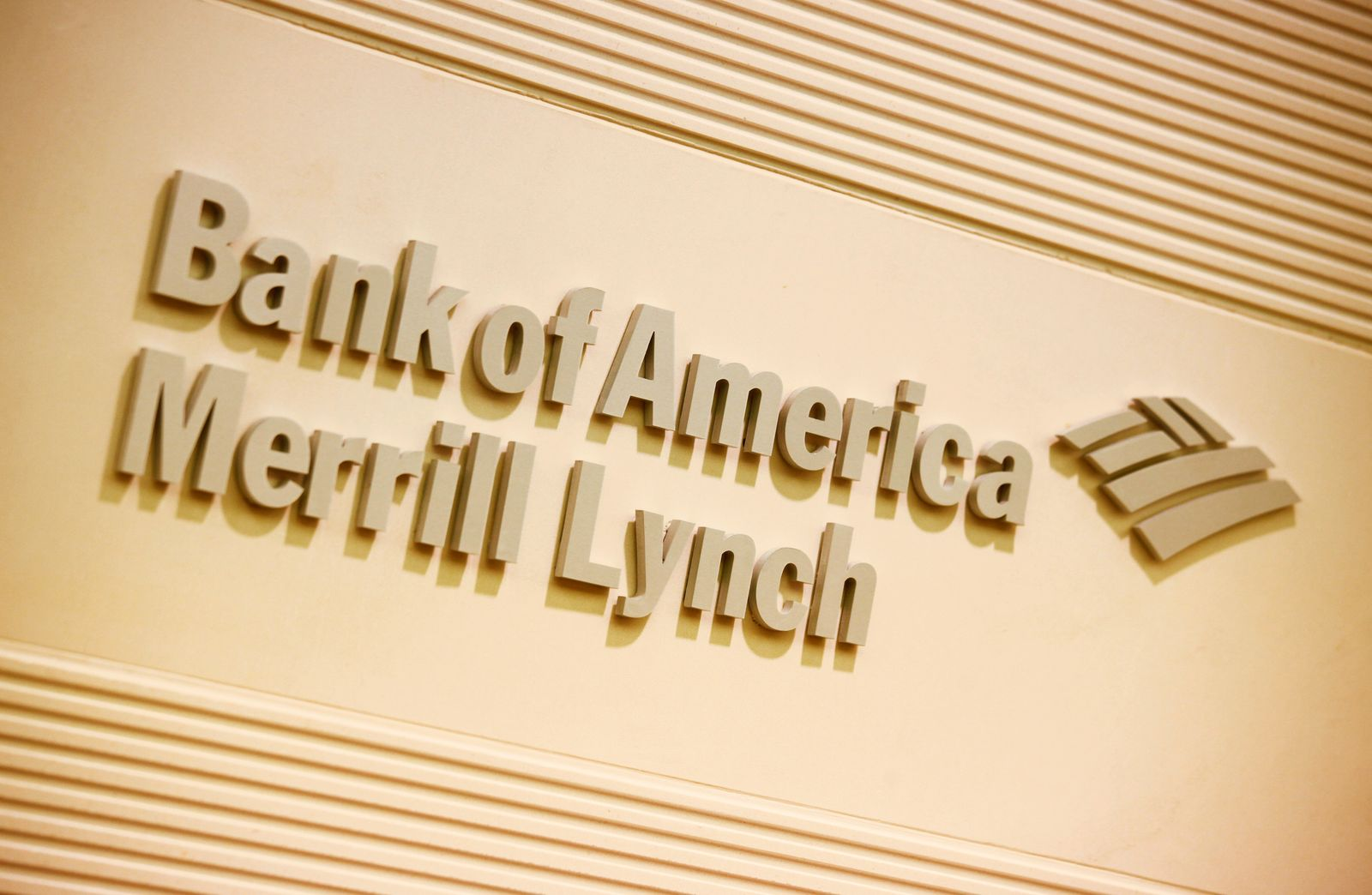 Bank of America and Merrill Lynch