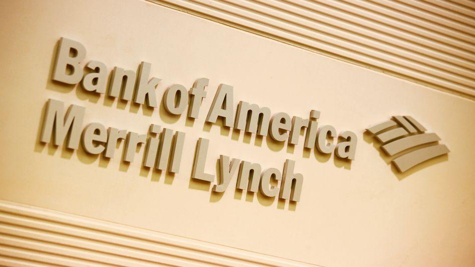 Die einstige US-Investmentbank Merrill Lynch (Archivfoto 2013 ) ist längst mit der Bank of America verschmolzen. Jetzt will die BoA den Namen streichen