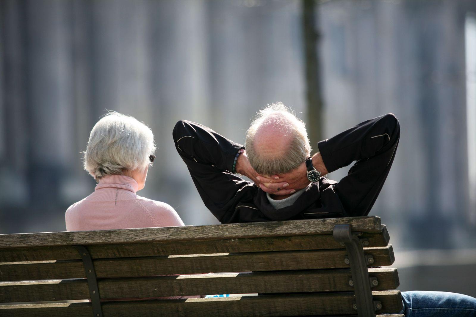 Altersvorsorge / Altersversorgung / Rente / Rentner