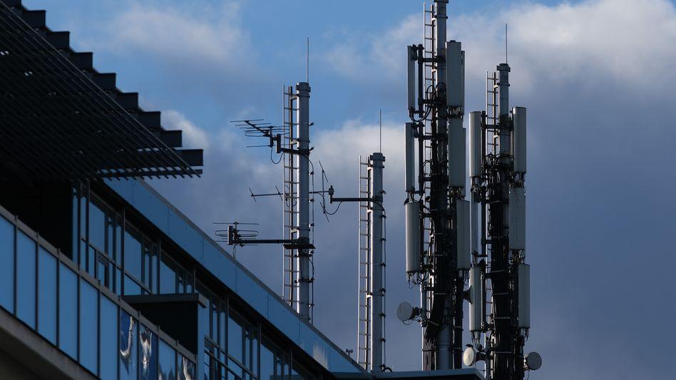 Ericsson legt im vierten Quartal deutlich zu