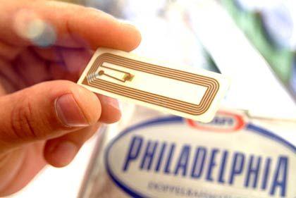 Shopping-Spion: Etikette mit RFID-Chip