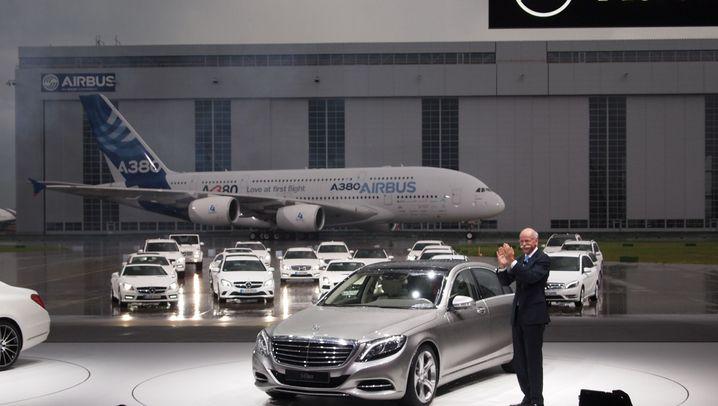Mercedes: Die neue S-Klasse im Überblick