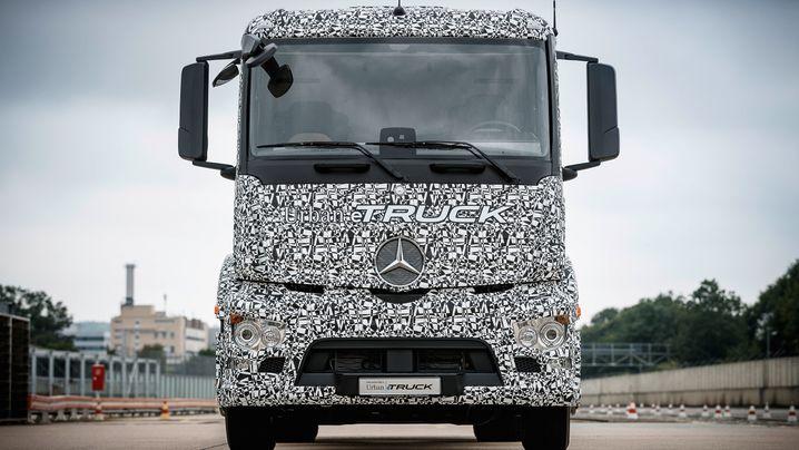 Flüsterleiser Verteiler-Lkw: Dieser Elektro-Truck soll den Stadtverkehr revolutionieren