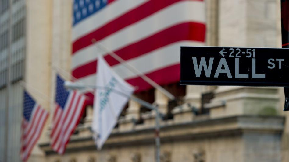 New Yorker Finanzdistrikt: Investmentbanken machen höhere Kosten zu schaffen