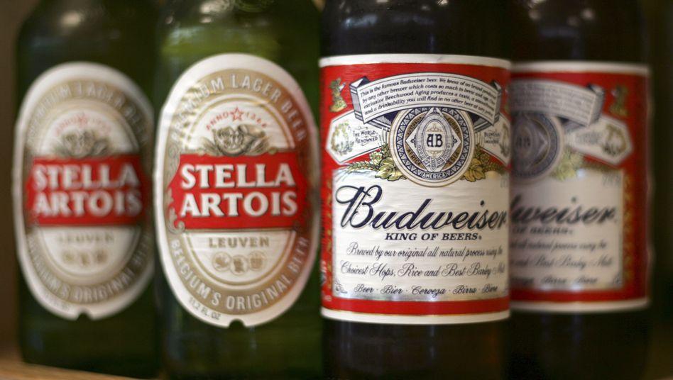 Anheuser-Busch: Will sich Mexikos Brauerei Modelo komplett einverleiben