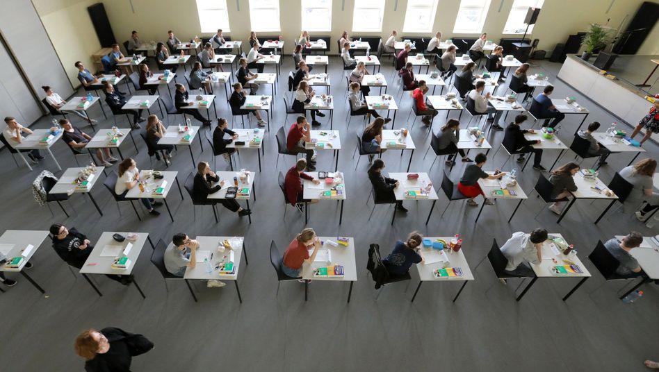 Im Notfall Abitur ohne eigene Abiturprüfungen