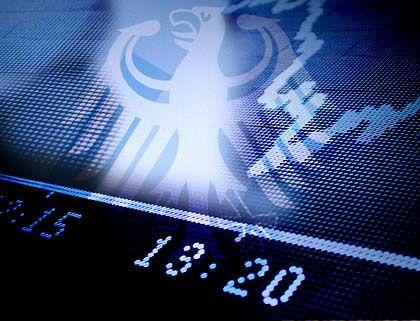 Signal an die Finanzmärkte: Der Bund will seine Kreditwürdigkeit unter Beweis stellen - und nimmt die Länder dafür in die Pflicht