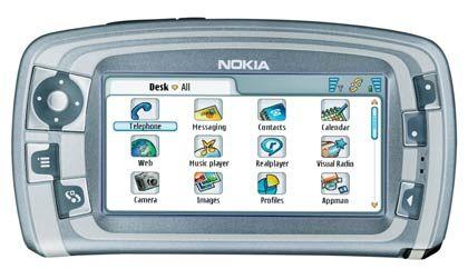 Nokia 7710: Touchscreen-Display mit 65.536 Farben