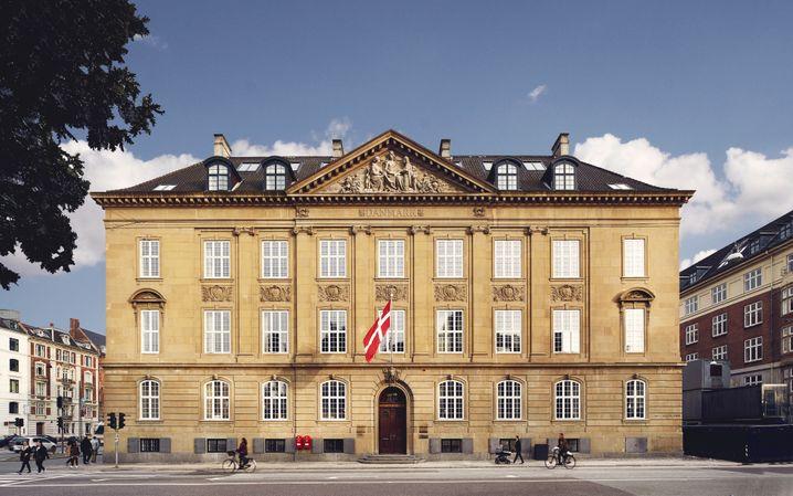 """So geht Hygge: Im alten Konservatorium schafft das """"Nobis"""" mit modernen Farben und Design typisch dänische Gemütlichkeit"""