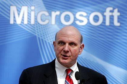"""Microsoft-Chef Ballmer: """"Umsatzvorhersagen sind übermäßig aggressiv"""""""