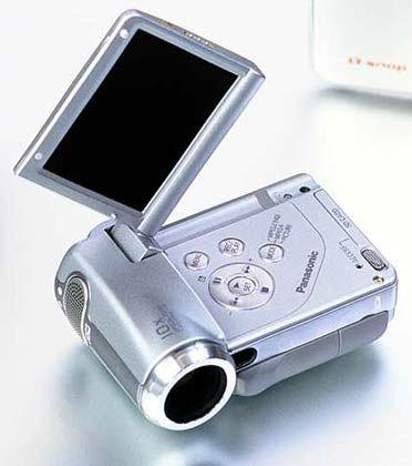 Panasonic: Camcorder D-snap SV-AV100
