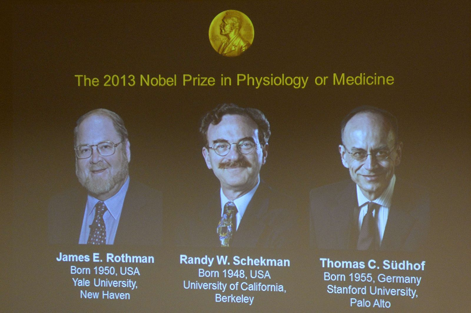 Nobelpreis Medizin