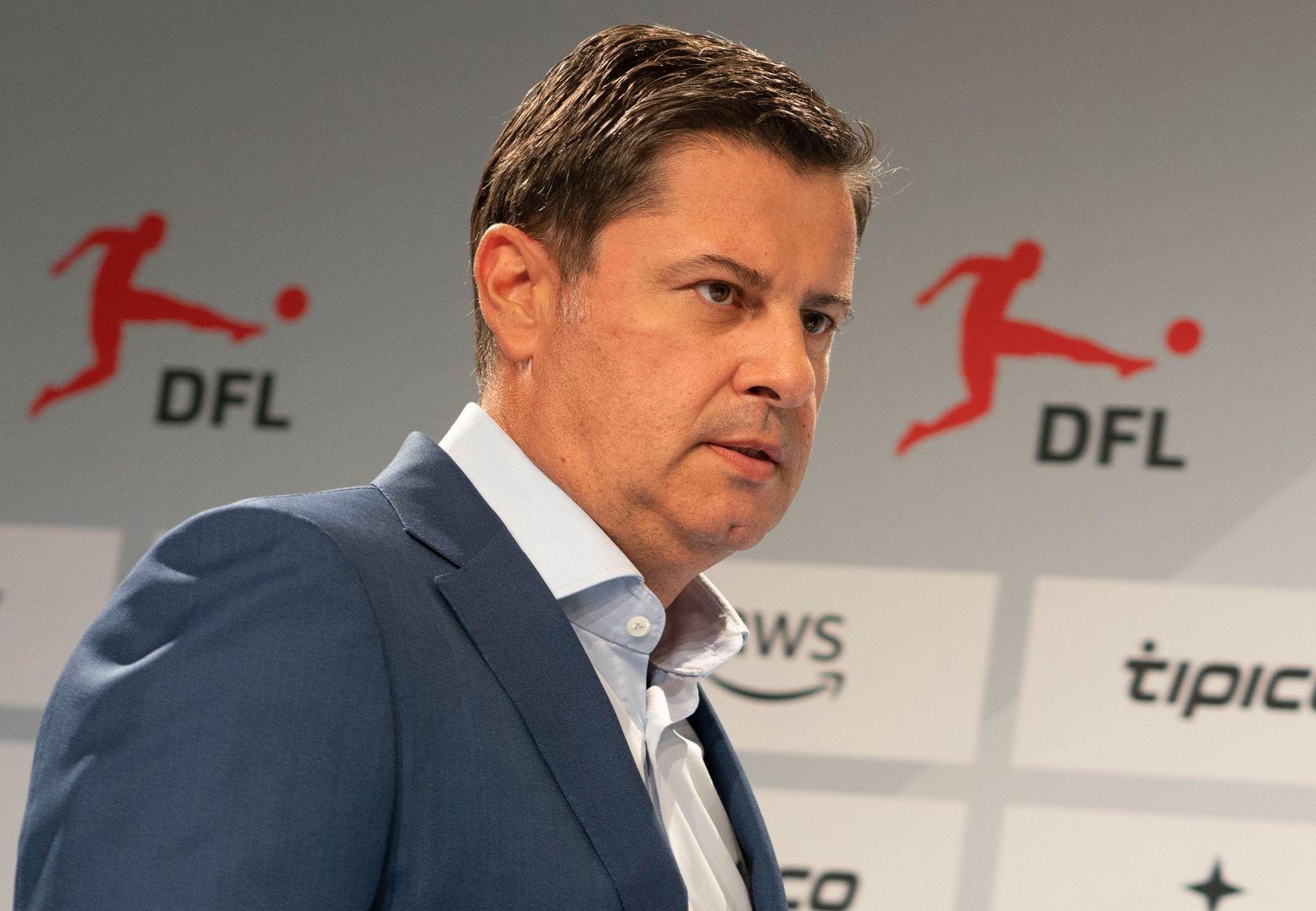 DFL-Chef Christian Seifert