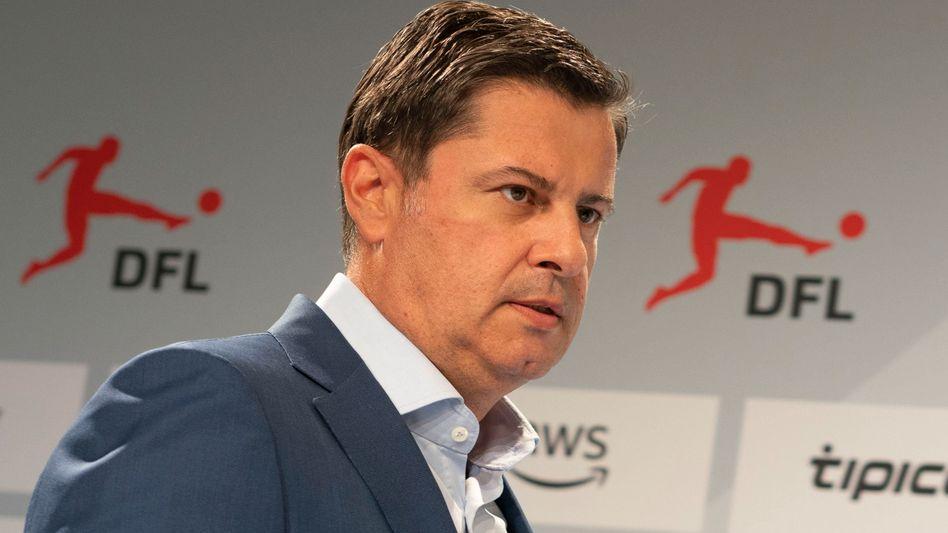 DFL-Manager Christian Seifert