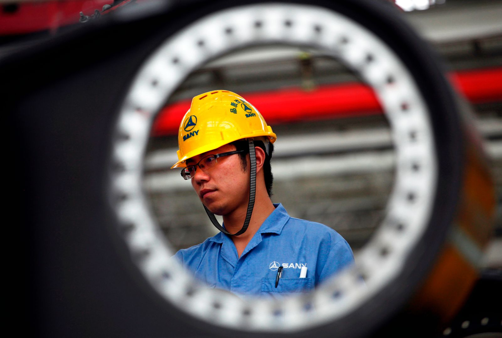 China / Industrie / Wirtschaft / Konjunktur