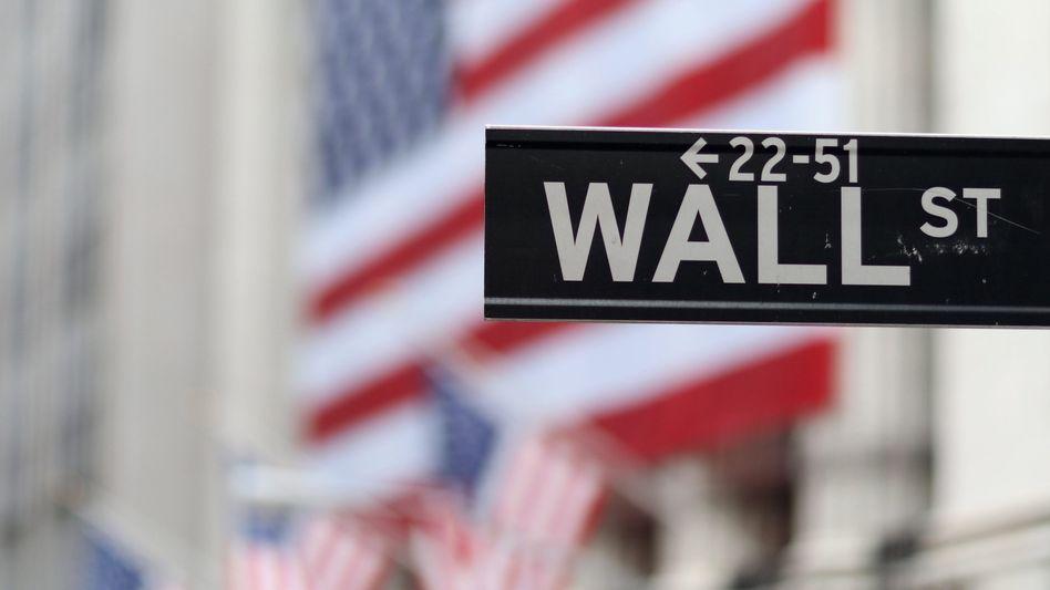 Keine großen Sprünge: An der New Yorker Wall Street legen die wichtigsten Aktienindizes am Mittwoch nur leicht zu