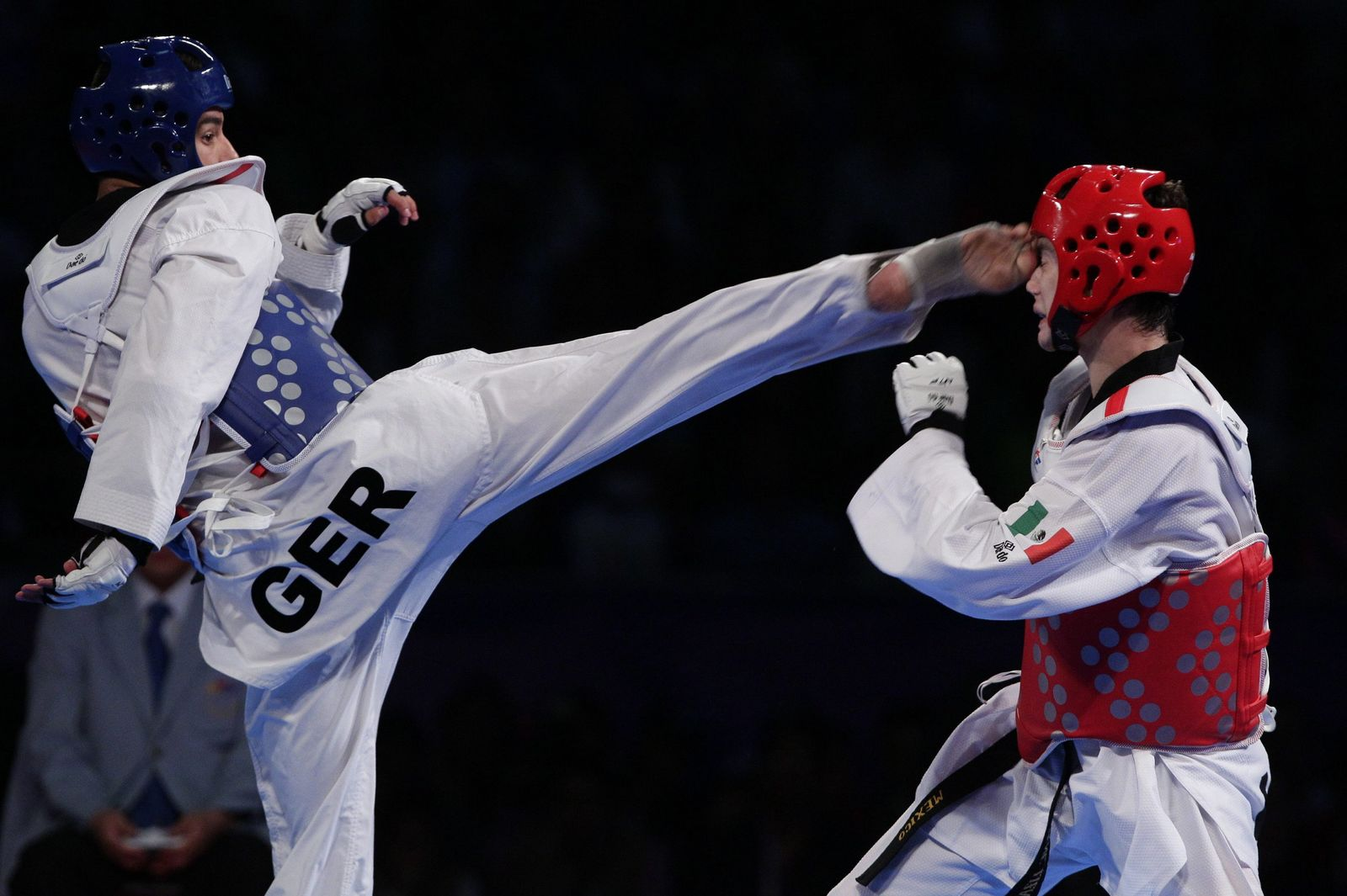 World Championship of Taekwondo in Puebla