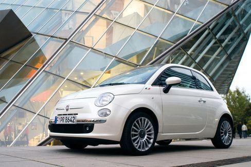Abwrackprämie sei dank: Fiat fährt mit seinen Kleinwagen der Konkurrenz davon
