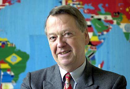 Edel-Netzwerker: Arend Oetker, Vorsitzender der 1952 von dem Bankier Eric M. Warburg initiierten Atlantik-Brücke. Der Zirkel hegt und pflegt junge Talente - viele machen später Karriere.