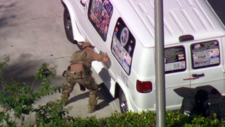 Paketbombenserie in den USA: Festnahme in Florida