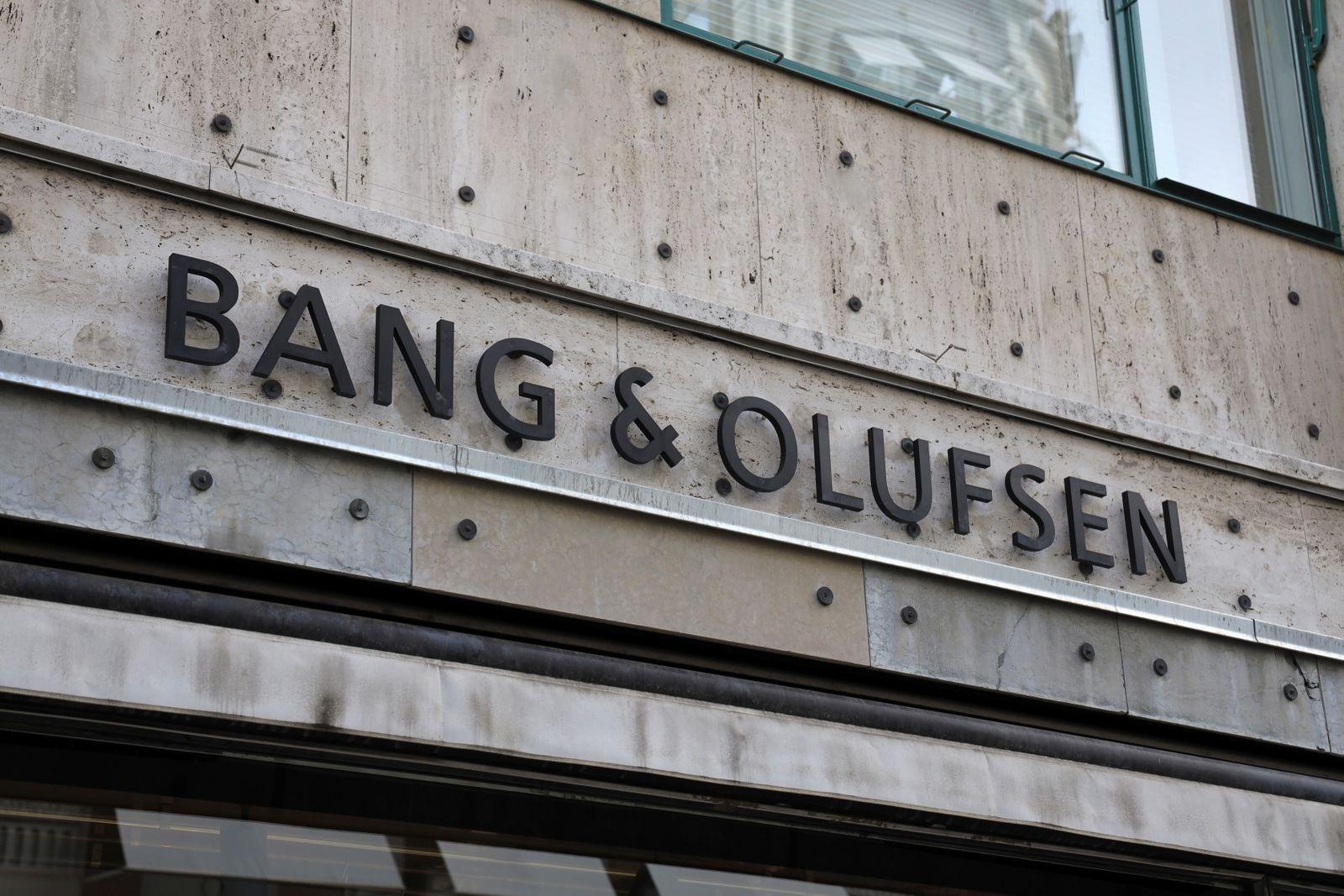 BANG & OLUFSEN-RESULTS/