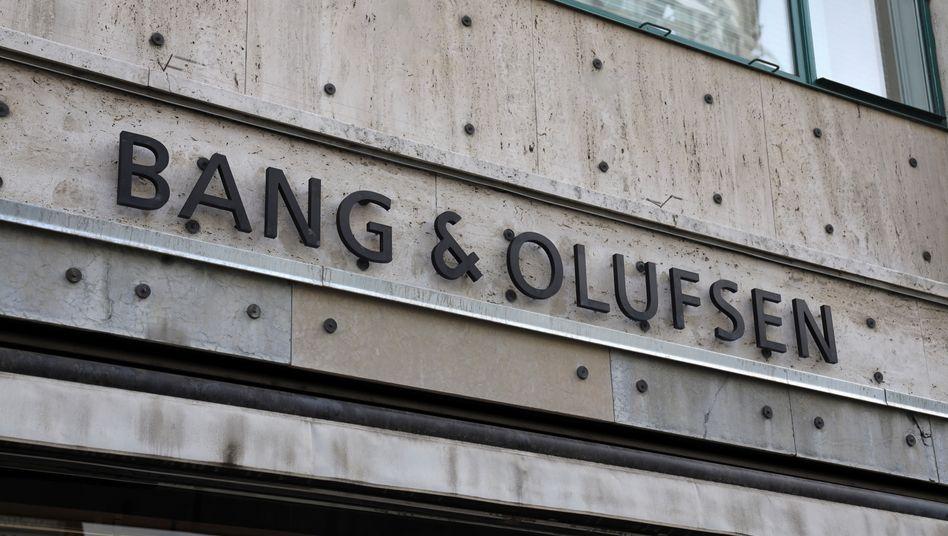 Bang & Olufsen: Neuer Chef soll das Geschäft ankurbeln