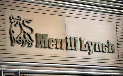 SEC sammelt Informationen: Investmentbank Merrill Lynch