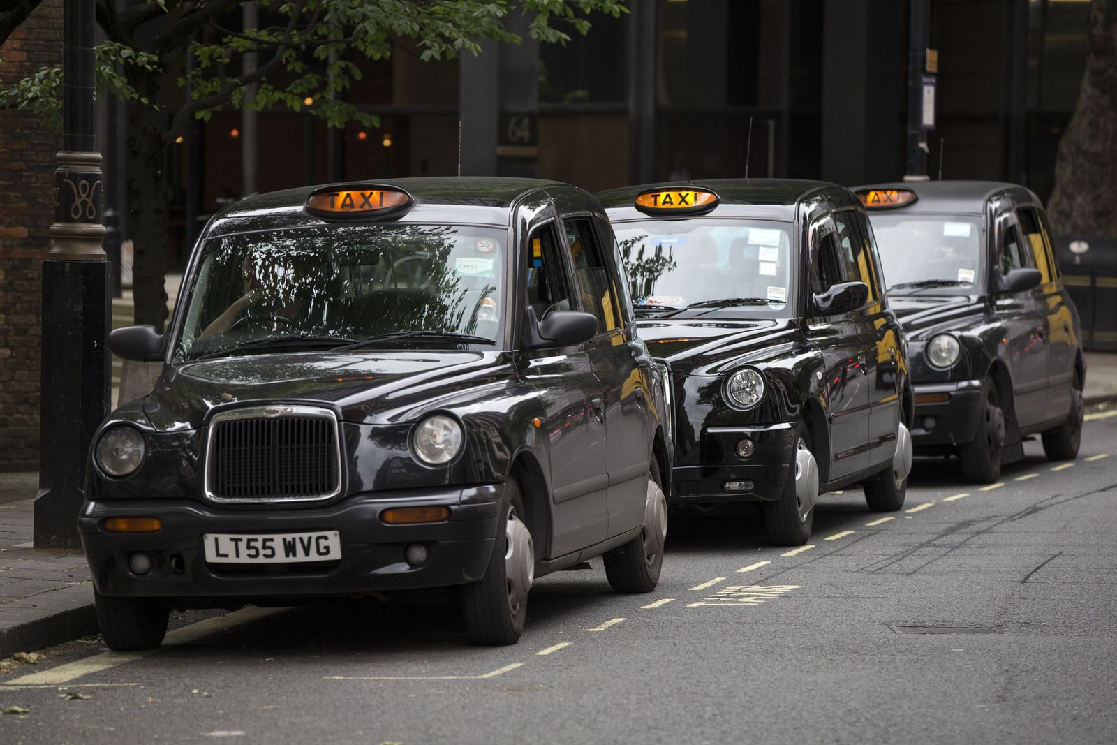 Taxi/ London