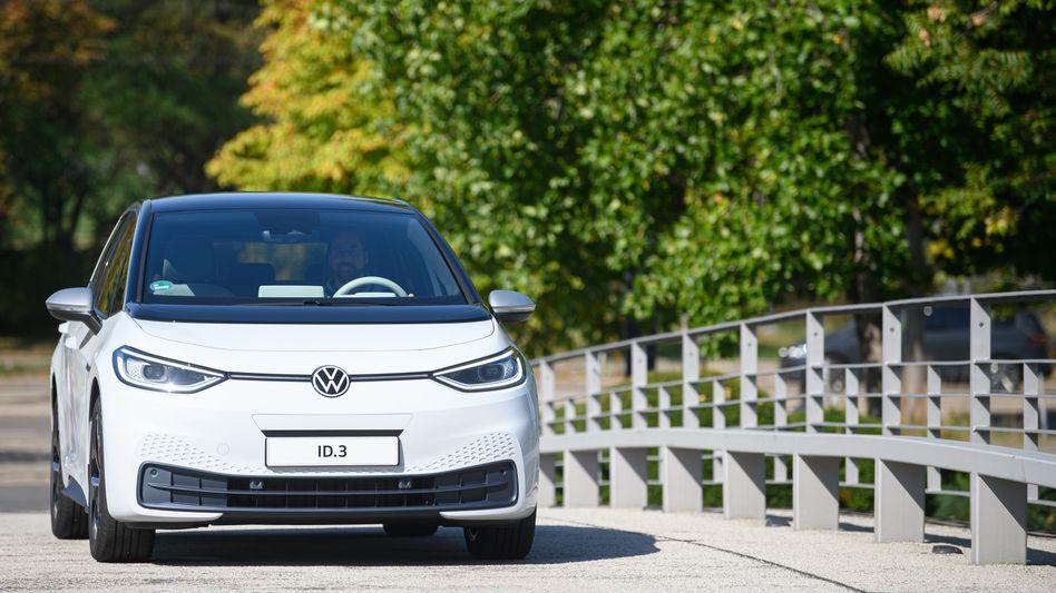 Mit Monatsflatrate nutzen statt kaufen: VWs Elektromodell ID.3 gibt's nun auch im Autoabo - von der Konzerntochter VW Financial Services