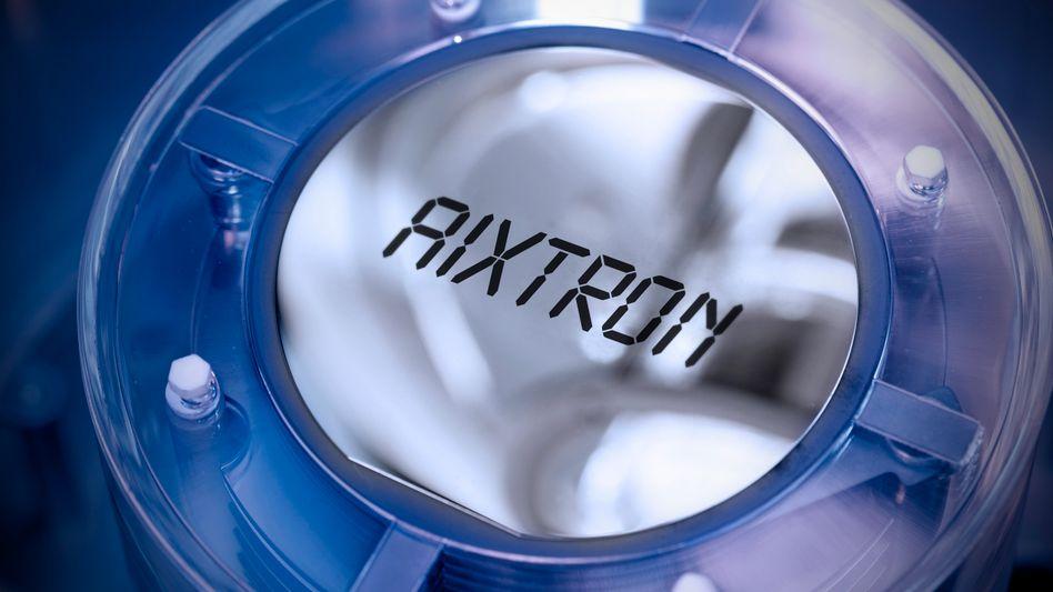 Aixtron: Die Übernahme ist wieder fraglich, das Ministerium meldet Sicherheitsbedenken an