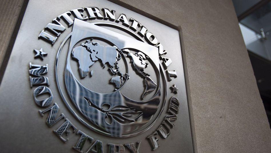 Hauptsitz des Internationalen Währungsfonds in Washington: Vorerst keine Kredite an Italien