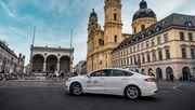 Mobileye testet selbstfahrende Autos in München