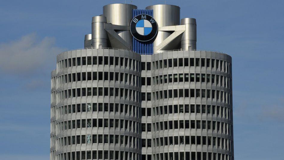 BMW: Mehr Geld als je zuvor im ersten Quartal verdient
