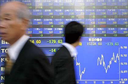 Kursrutsch weltweit: Anleger bringen Geld in Sicherheit