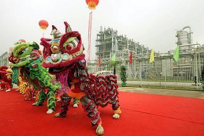 BASF-Werk in China: Auf dem Weg, zur weltgrößten Volkswirtschaft zu wachsen