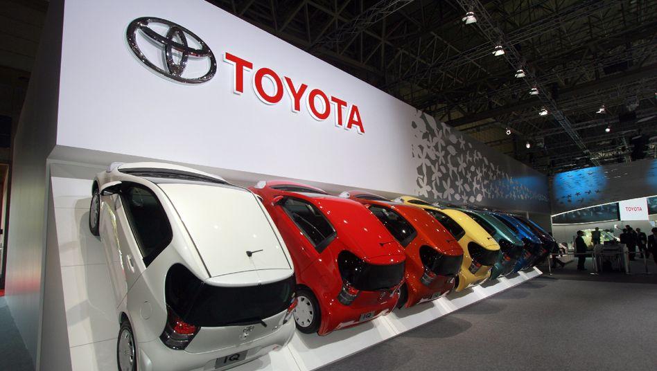 Etwas geht schief: Toyota ruft erneut Millionen Fahrzeuge zurück in die Werkstätten
