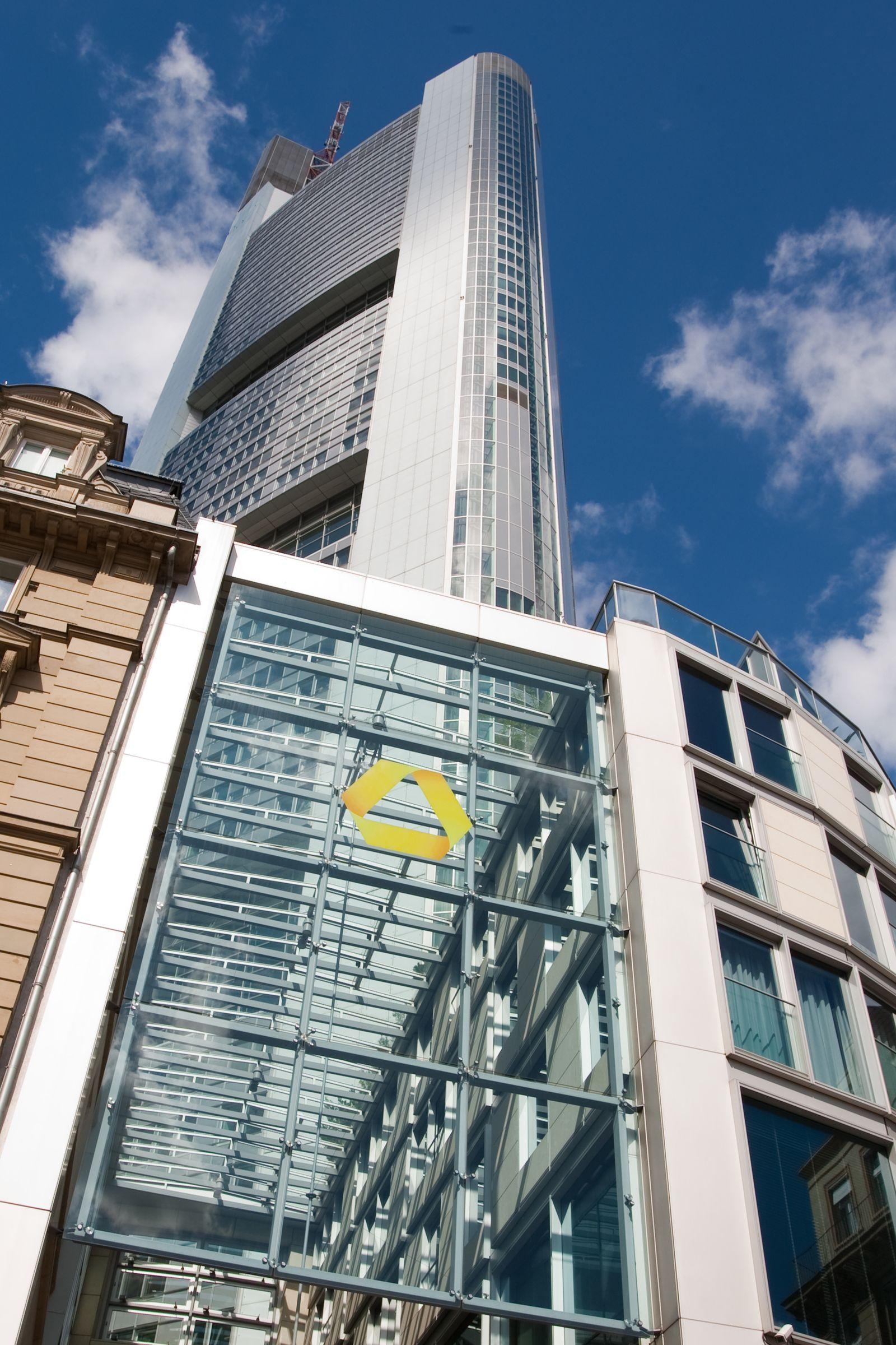 Commerzbank AG HQ PR-Bild