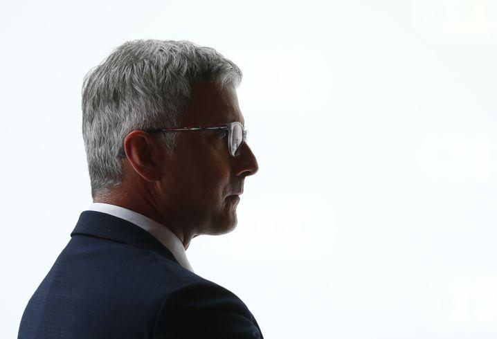 Rupert Stadler: Der Ex-Audi-Chef ist abgetaucht