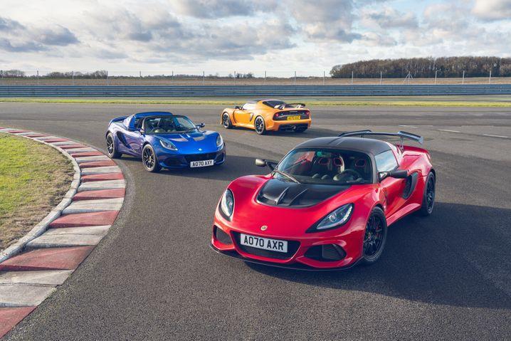 Angriff auf Porsche: Der Chinese Li Shufu will Lotus zu alter Größe führen