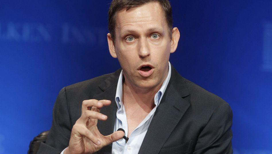 Peter Thiel: Investor und Provokateur