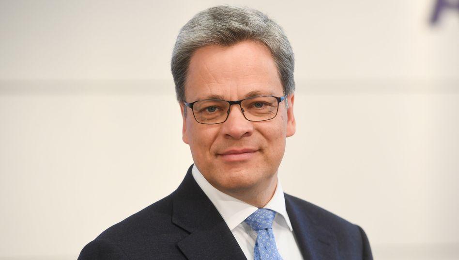 Der neue Commerzbank-Chef Manfred Knof